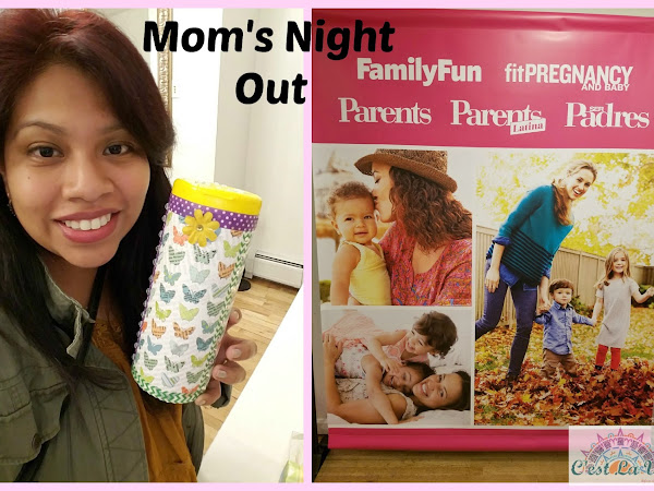 Much Needed Mom's Night Out #MTNightOut