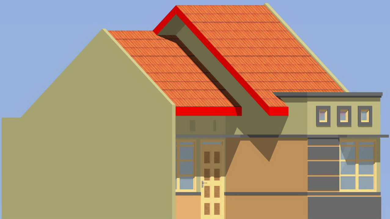 Download Desain Rumah Dengan Autocad House Q
