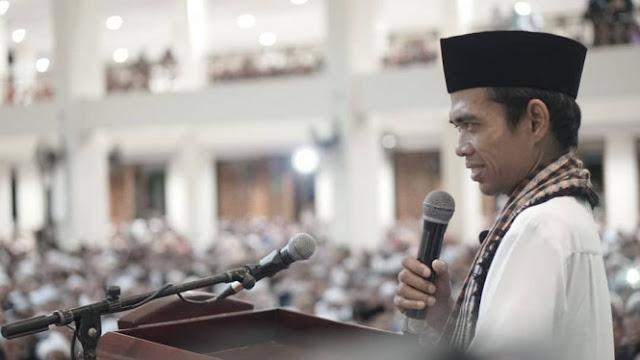 Ustaz Somad Dilarang Ceramah, PA 212: Rezim Jokowi Sangat Zalim