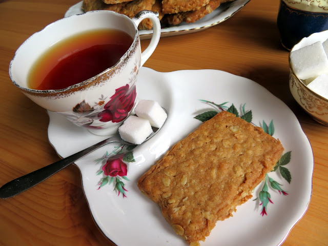 Nova Scotia Oat Cakes