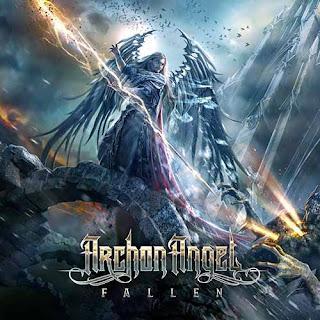 """Το τραγούδι των Archon Angel """"Rise"""" από το album """"Fallen"""""""