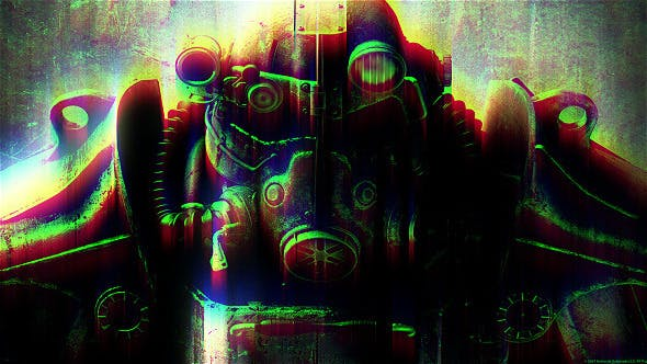 Videohive Glitch Twitch RGB TV Noise 1463300