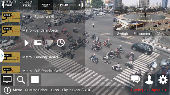 Inilah Aplikasi CCTV Terbaik Untuk Memantau Arus Mudik 2019