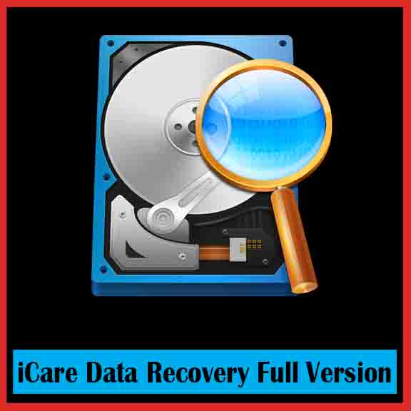 recovery free data icare download version full