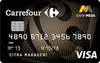 Mega Carrefour Card