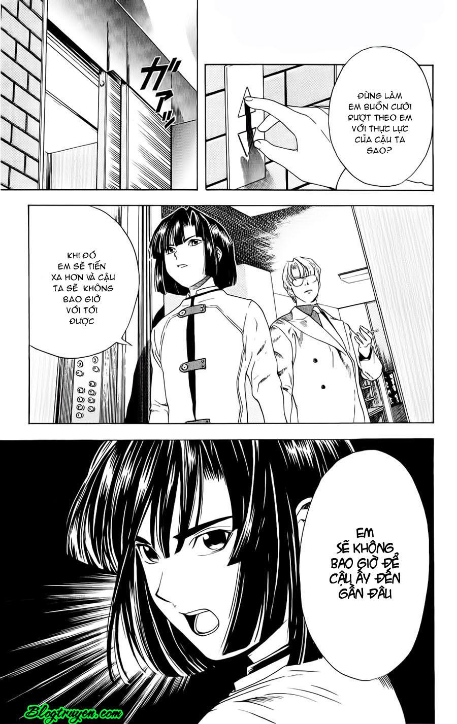 Hikaru No Go hikaru no go chap 46 trang 17