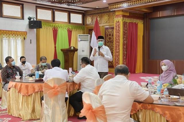 Gubernur Nova Ajak BUMN Ikut Musrenbang Untuk Efektifitas Dana CSR