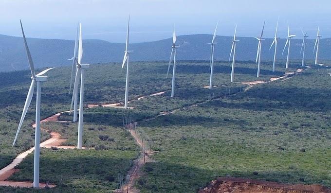 ANNEL autoriza operação comercial de novos parques do Conjunto Eólico Umburanas