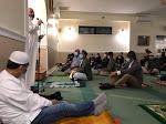 Sholat Tarawih Terakhir di Masjid Al Hikmah New York Masih dengan Prokes