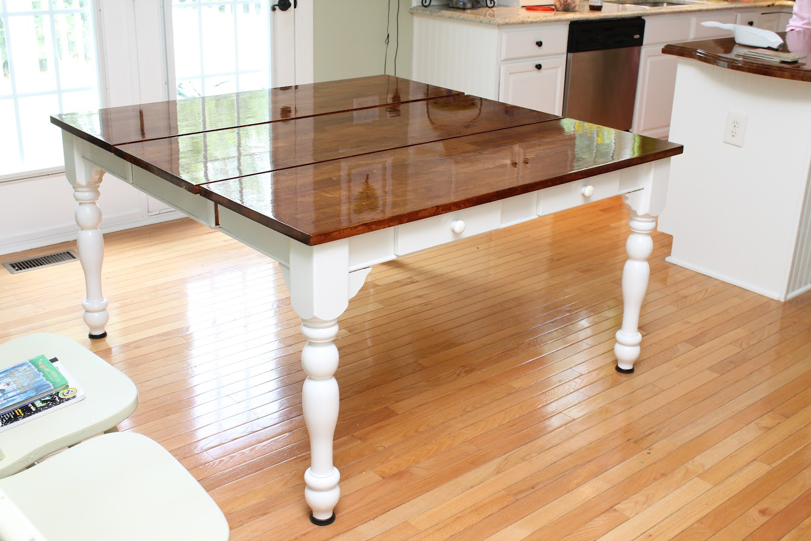 Best Finish For Pine Wood Kitchen Table