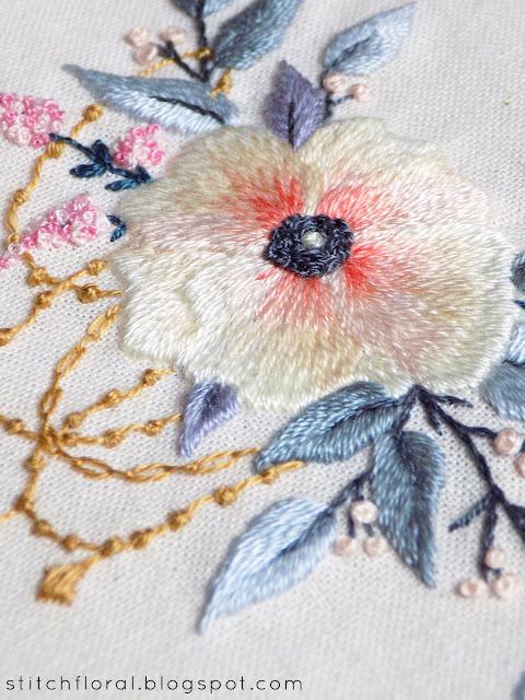 Euphoria Stitch Floral