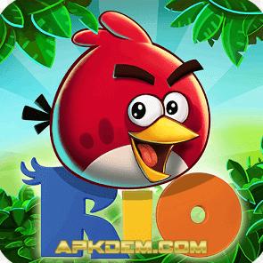 Dowload Angry Birds Rio MOD APK