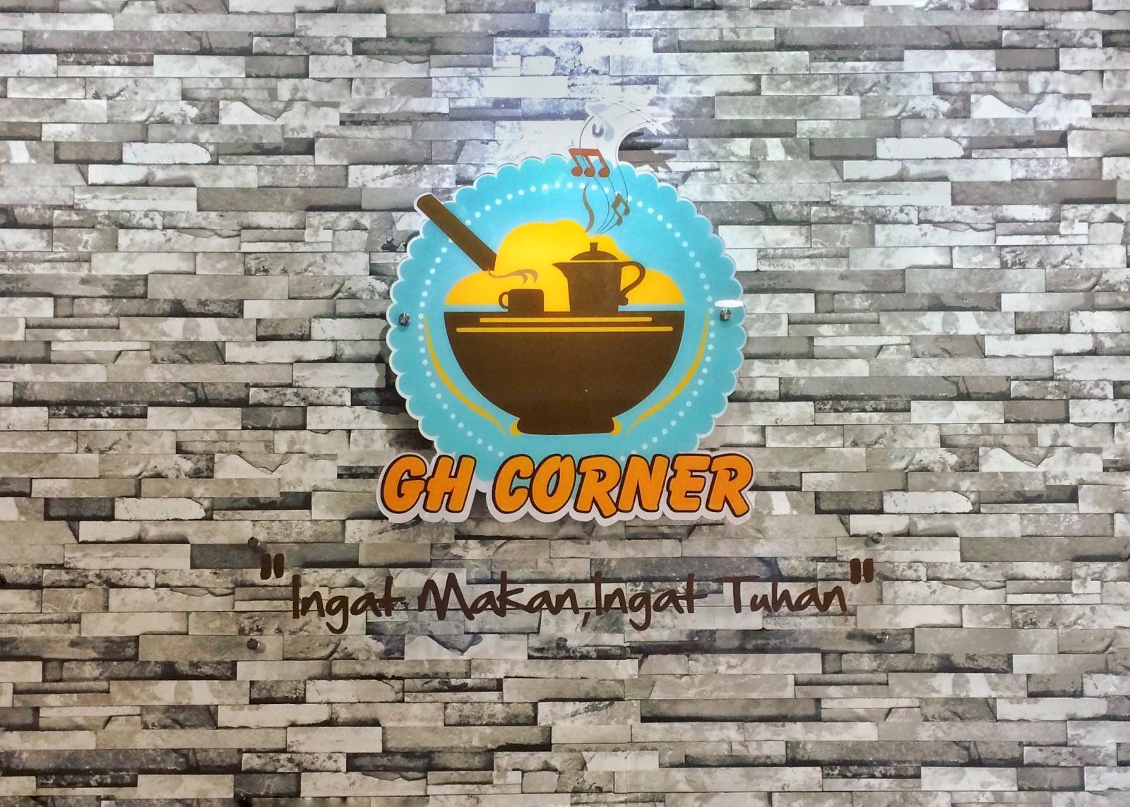 Berburu Makanan Halal di GH Corner Jogja