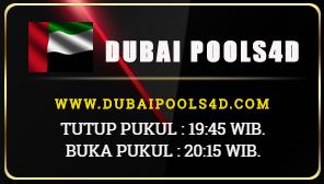 PREDIKSI DUBAI POOLS HARI RABU 15 AGUSTUS 2018