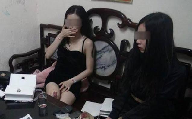 Huế: Chân dung 4 hotgirl xinh đẹp có lối sống buông thả và trụy lạc