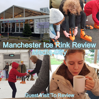 Review Visit | Manchester Ice Rink at Media City