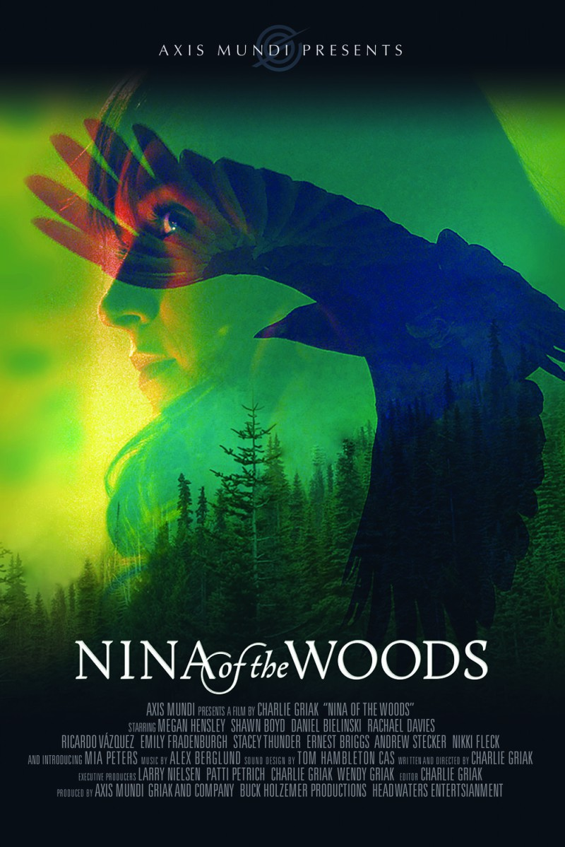 nina of the woods poster