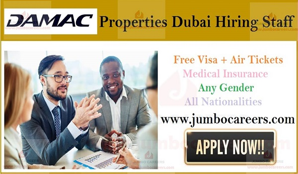 Current Dubai job openings, latest jobs in UAE with salary and benefits,