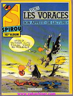 Recueil Spirou 187