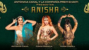 ANISHA por Antonina Canal y Prem Shakti en Bogotá 2020