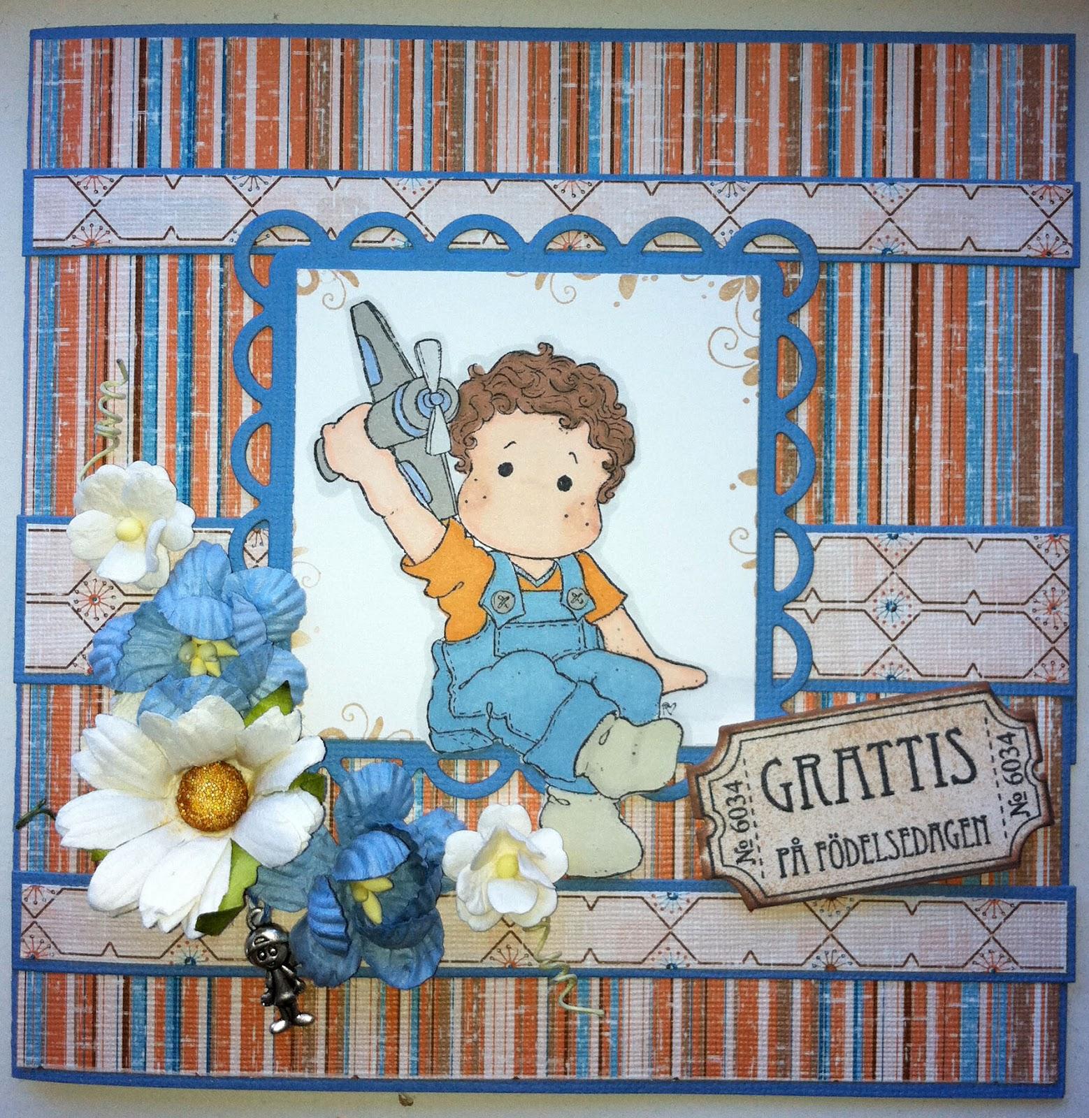 grattiskort pojke Från mitt pysselrum: Grattiskort till pojke grattiskort pojke