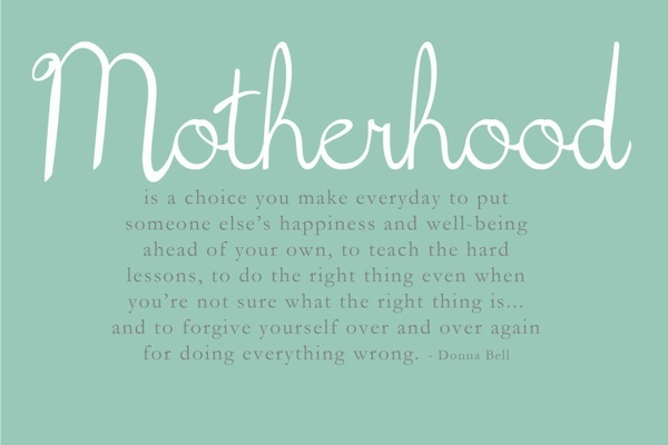 Quotes About Being A Mother For The First Time Archidev