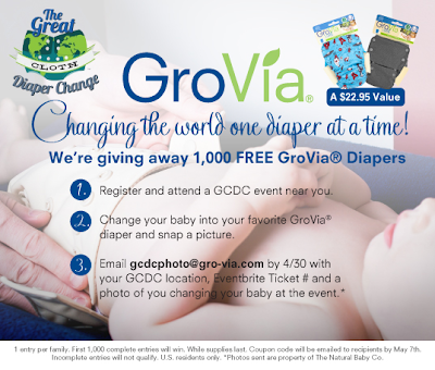 GroVia Giveaway