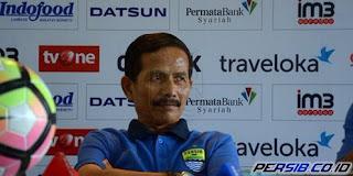 Persib Bandung Baru Akan Pikirkan Pelatih Baru Usai Lebaran