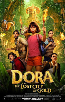 Dora and the Lost City of Gold 2019 English 720p WEB-DL 800MB ESubs