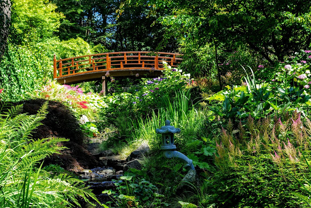 The Gardens At HCP - Horticulture Centre Of The Pacific - Victoria - Canada