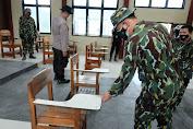 Kapolda Kalbar beserta PJU Polda Kalbar meninjau langsung pembangunan SPN Di Kota Singkawang
