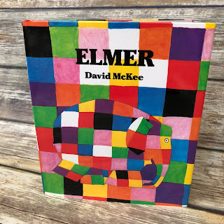 Elmer read-aloud book