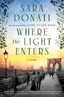 Where the Light Enters by Sara Donati book cover and review