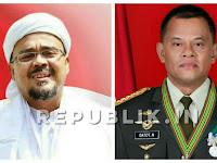 Resmi, Untuk Calon Presiden 2019 Panglima TNI & Habib Rizieq Sedang Dilirik Partai Ini
