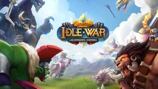 Idle War: Legendary Heroes - How To Play on PC with Bluestacks