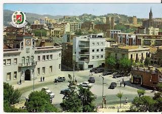 Plaça de la Vila, años 70