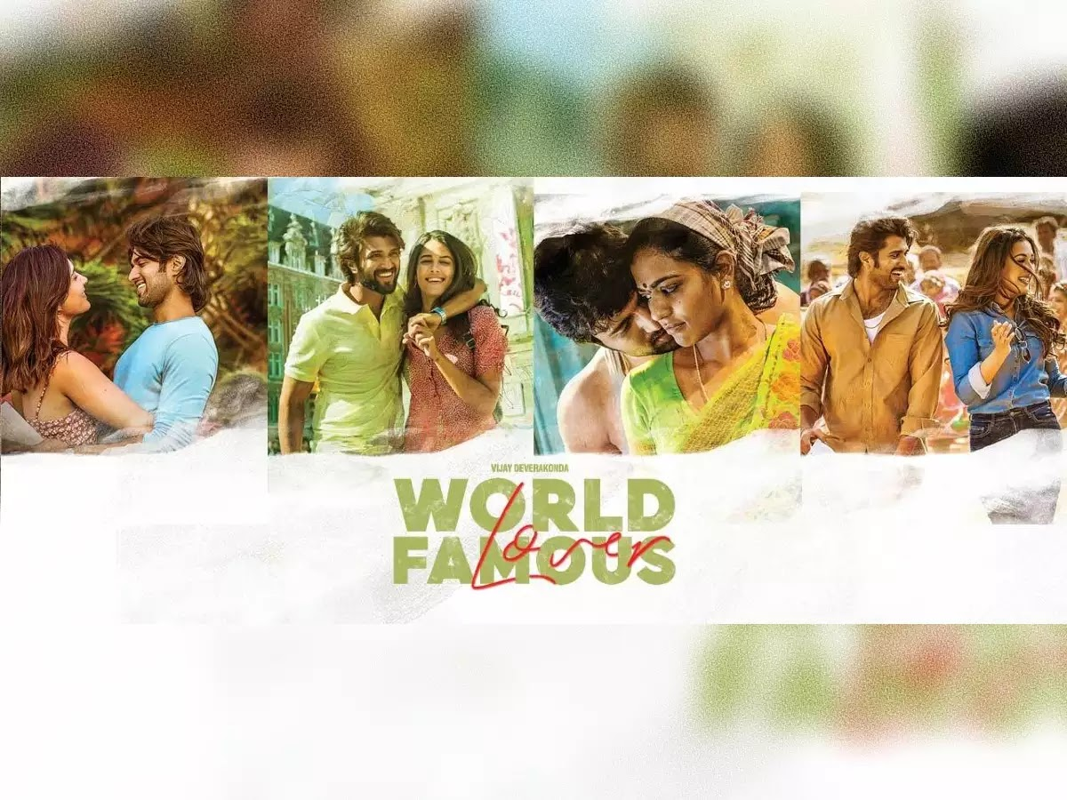 Watch World Famous Lover Full Movie Review And Rating In 3Movierulz