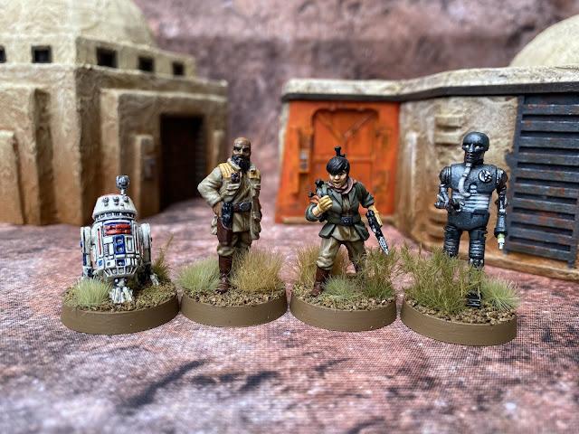 Star Wars Legion: Rebel Command