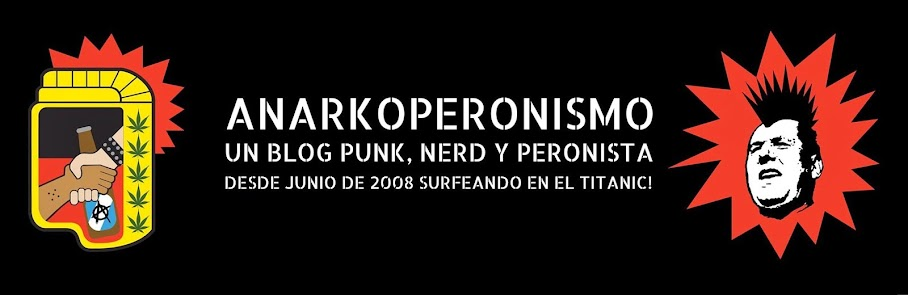 ANARKO PERONISMO