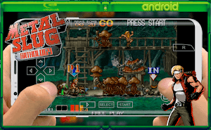 metal slug anthology iso mega