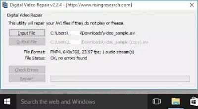 Software Untuk Memperbaiki Video Rusak Terbaik-3