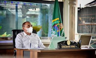 Gubernur Sebut Penerapan PPKM se-Sumatera akan Terus Dievaluasi