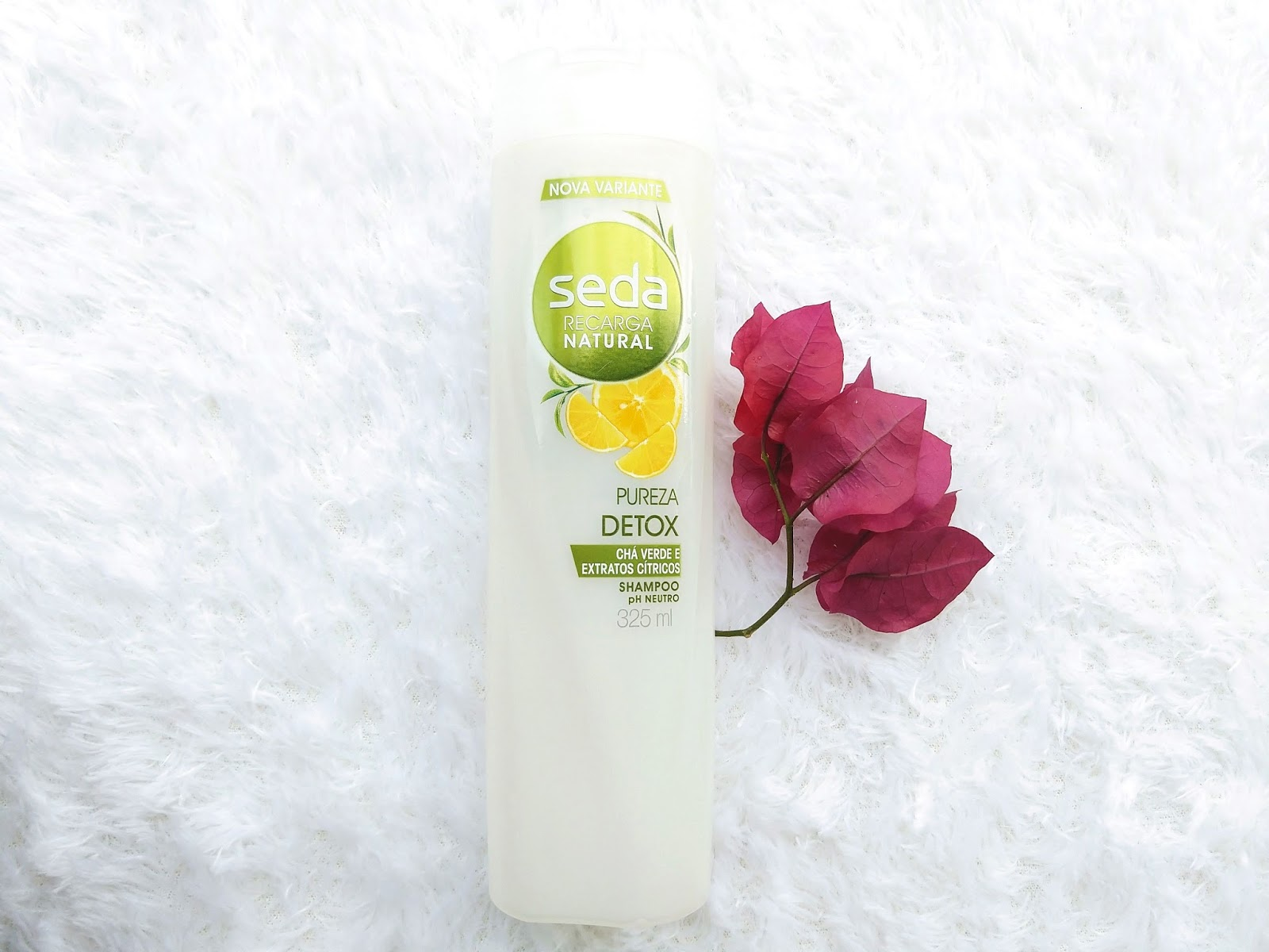 shampoo seda pureza detox