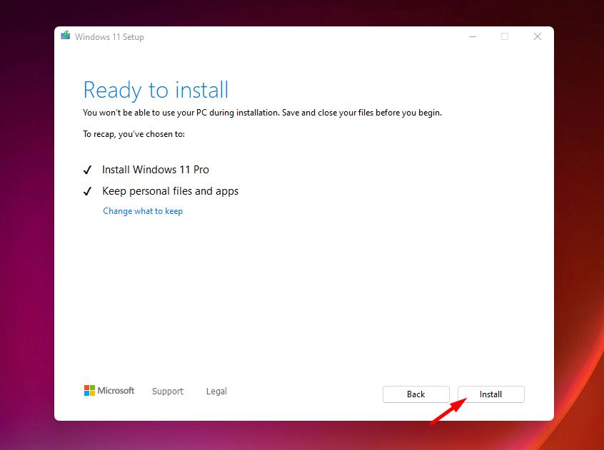 Cara Upgrade Windows 11 Keep File Data dan Aplikasi