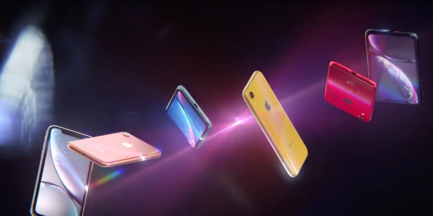 Videos Go Live Of New Iphone XR On Apple's YouTube Channel