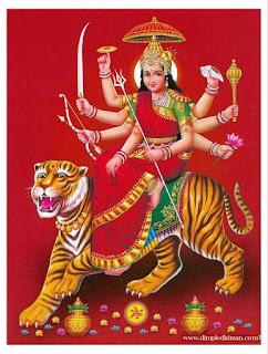 हिंदू नववर्ष व नवरात्र