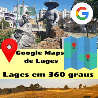 Google maps de lages