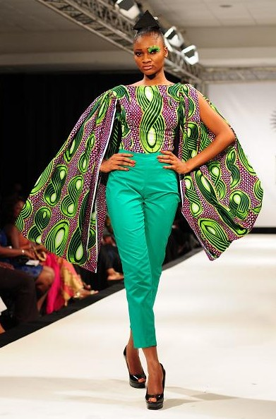 African Fashions Fashion Show In Ghana One Week Event