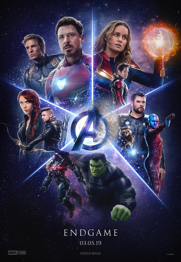 El Script También Cuenta Tráiler En Castellano De Avengers Endgame
