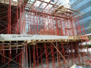 Sewa Scaffolding Jenis Independent Scaffold